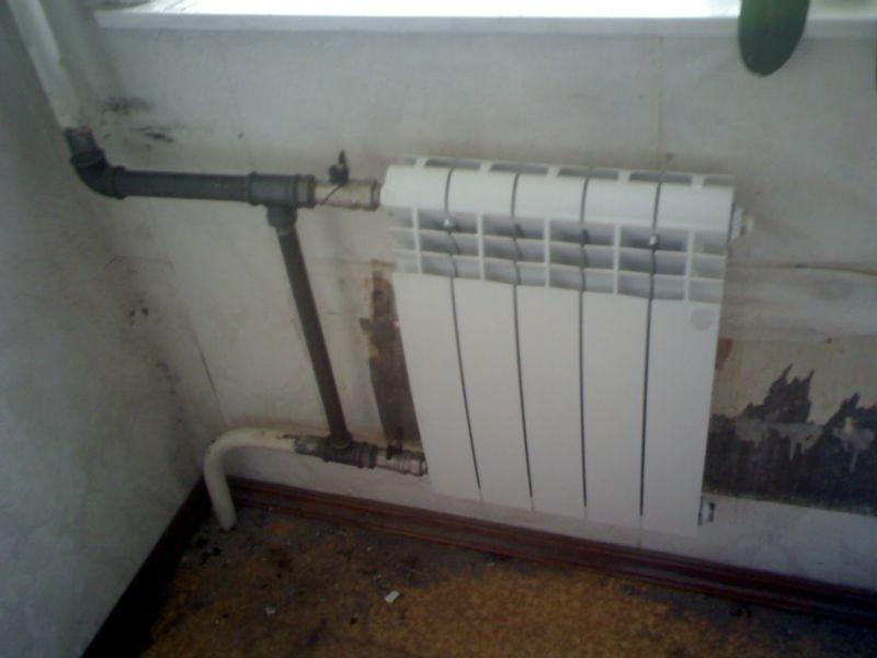 Сервопривод для теплого водяного пола